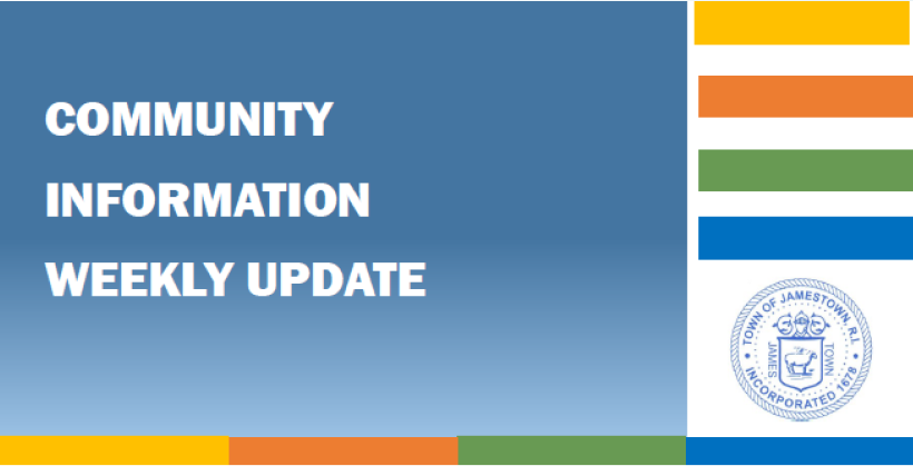 Community Information Weekly Update Newsletter - COVID-19 Response