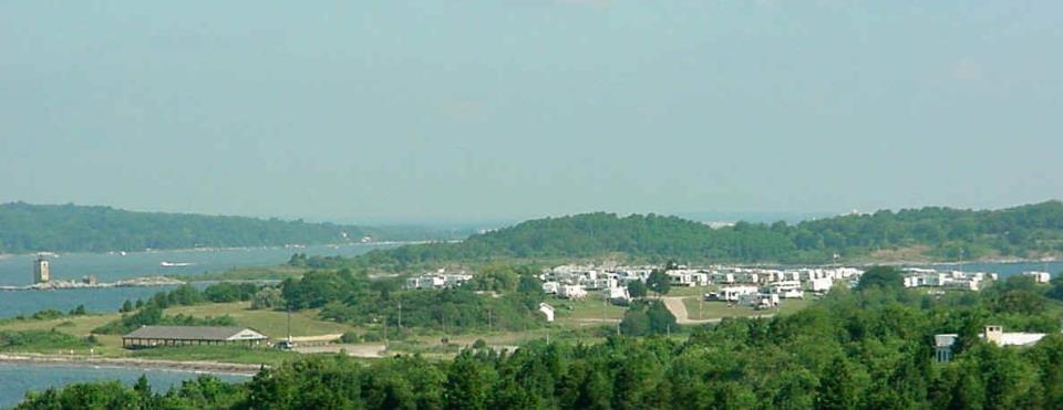 Fort Getty Park & Campground | Jamestown, RI