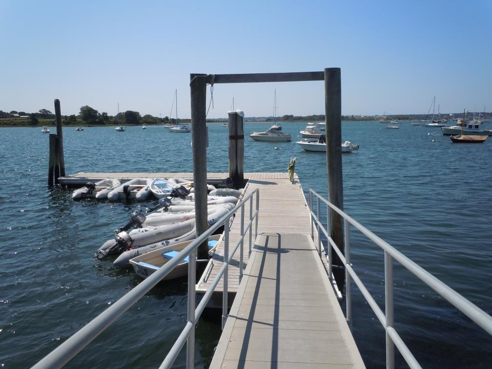 DH Dinghy Dock and T&G
